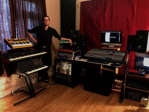Inner Chapter Studio Shot